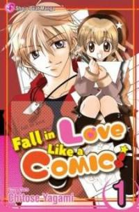 Fall In Love Like A Comic manga