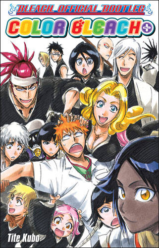 Bleach Art Books