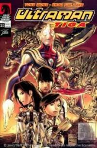 Ultraman Tiga Manhua
