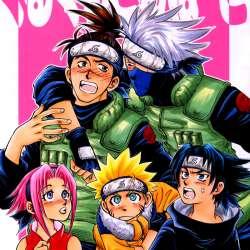 Naruto dj - Guruguru Tornado - Aiyoku manga