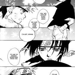 Naruto dj - His Hateful Boyfriend manga