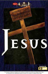 Jesus (yasuhiko Yoshikazu) manga