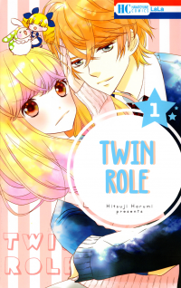 Twin Role manga