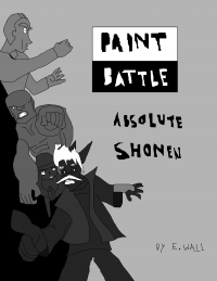PAINT BATTLE (E.Wall)
