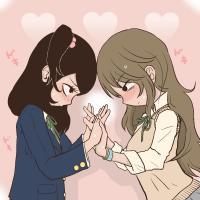 More Than Friends? manga