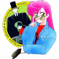 Konami-chan Panic!