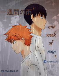 Haikyuu dj -  one week of rain