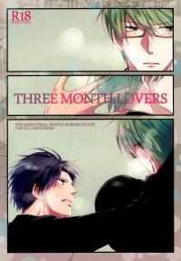 Three Months Lovers - Kuroko no Basket dj
