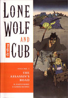 Lone Wolf & Cub manga