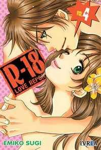 R-18 manga