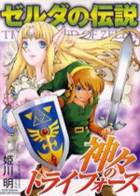 The Legend Of Zelda: A Link To The Past (himekawa Akira) manga