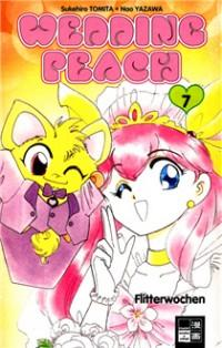 Wedding Peach manga