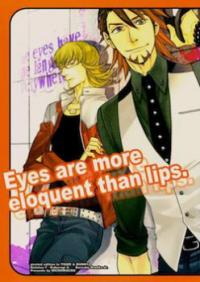 Tiger & Bunny dj - Eyes Are More Eloquent Than Lips.
