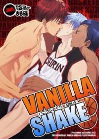 Kuroko no Basuke dj - Vanilla Shake manga