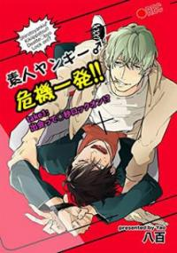 Shirouto Yankee Kikiippatsu!! manga