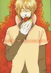 Naruto dj - Flower Art