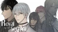 Royal Servant manga