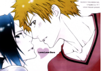 Bleach dj - Love Love Days manga