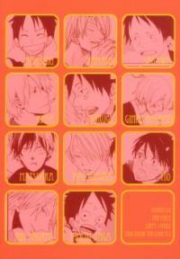 One Piece dj - Mahou No Te manga