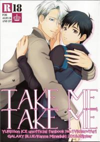 Yuri on Ice dj - Take Me Take Me