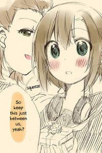 Riina With A One-sided (?) - Crush On Natsuki (Ume Aoki)