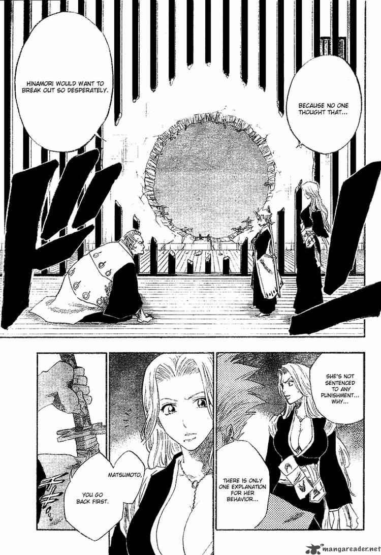 Bleach - Chapter 133