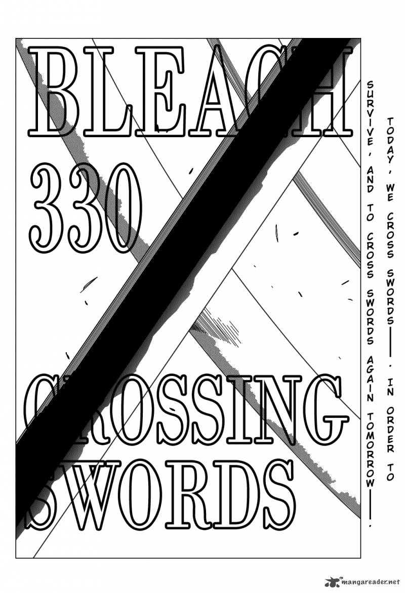 Bleach - Chapter 352