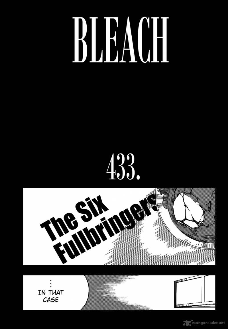 Bleach 432