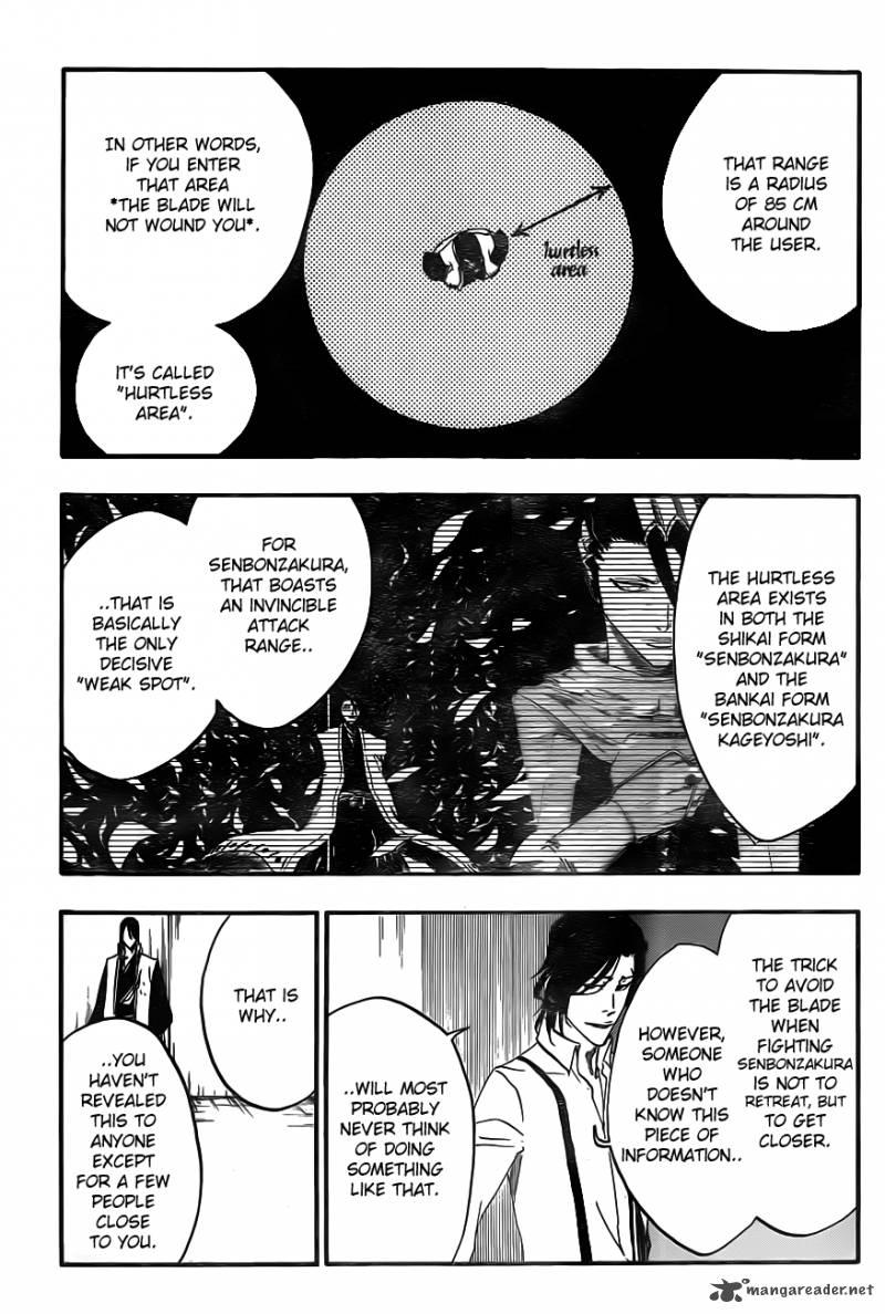 Bleach - Chapter 492
