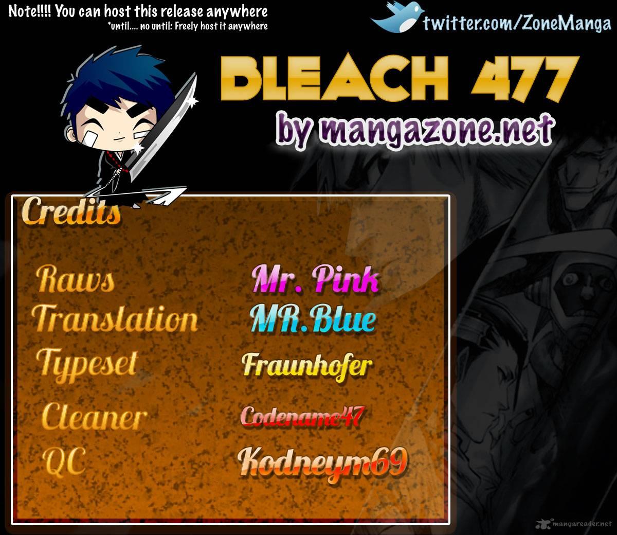 Bleach 477