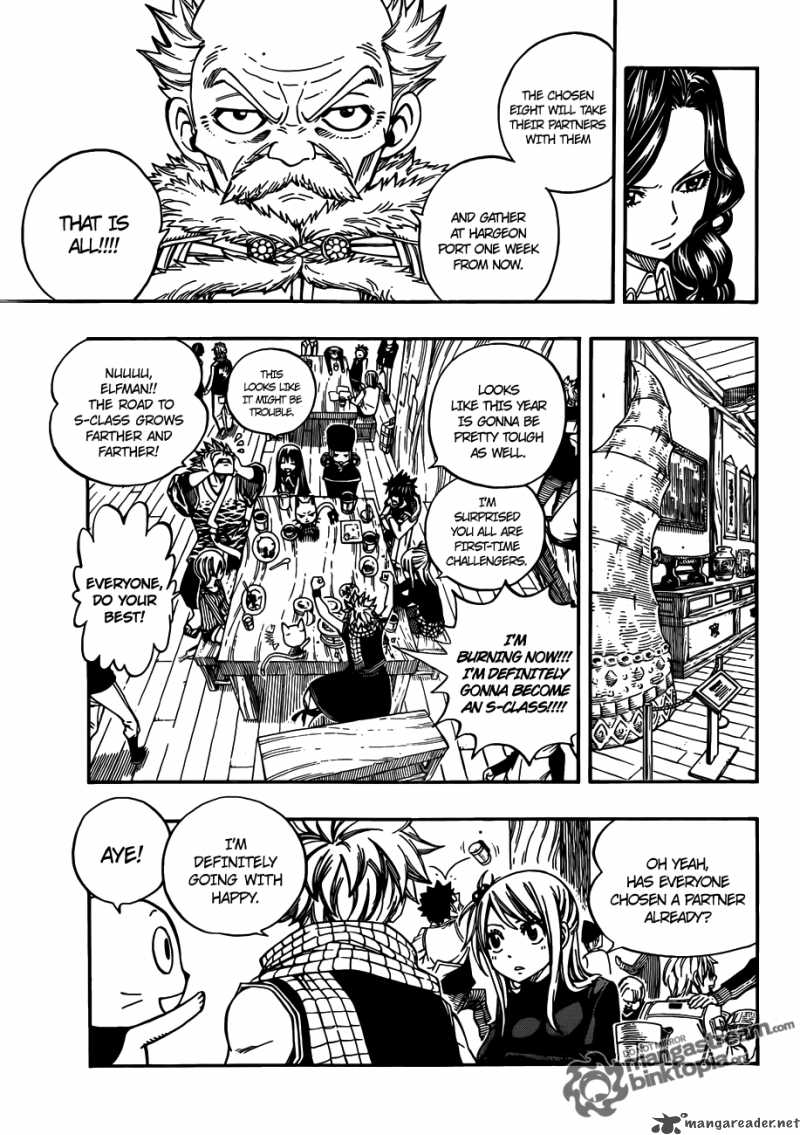 Fairy Tail - Chapter 202