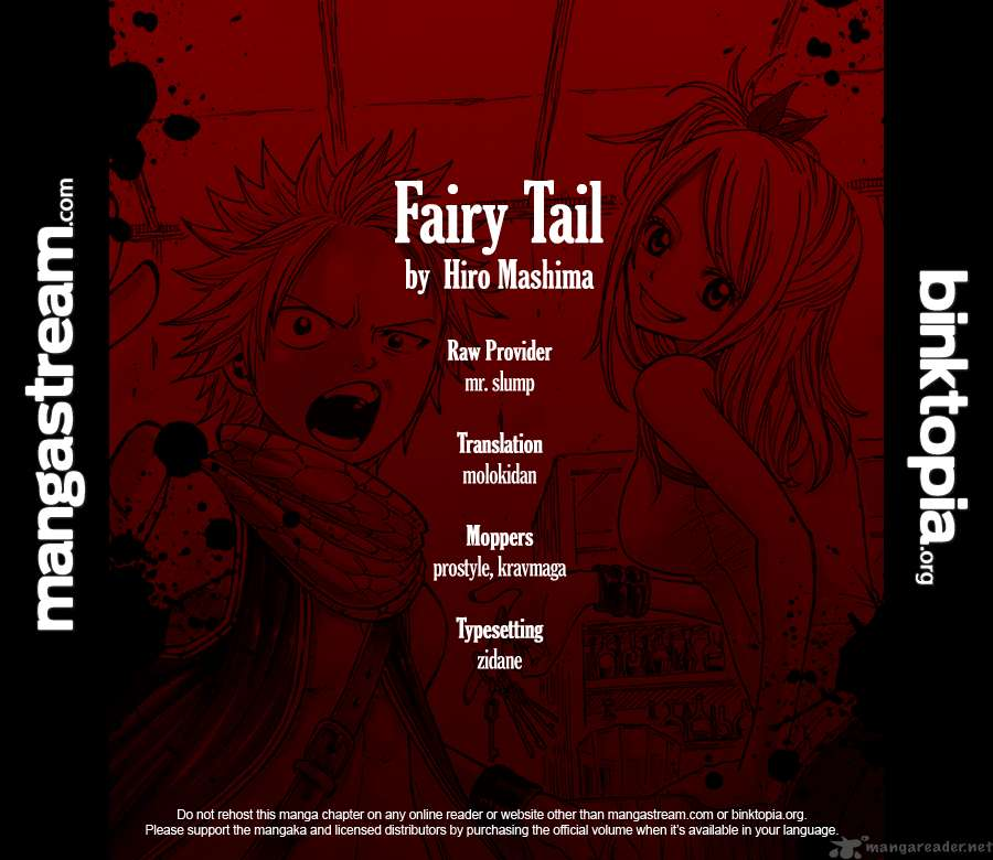 Fairy Tail - Chapter 213