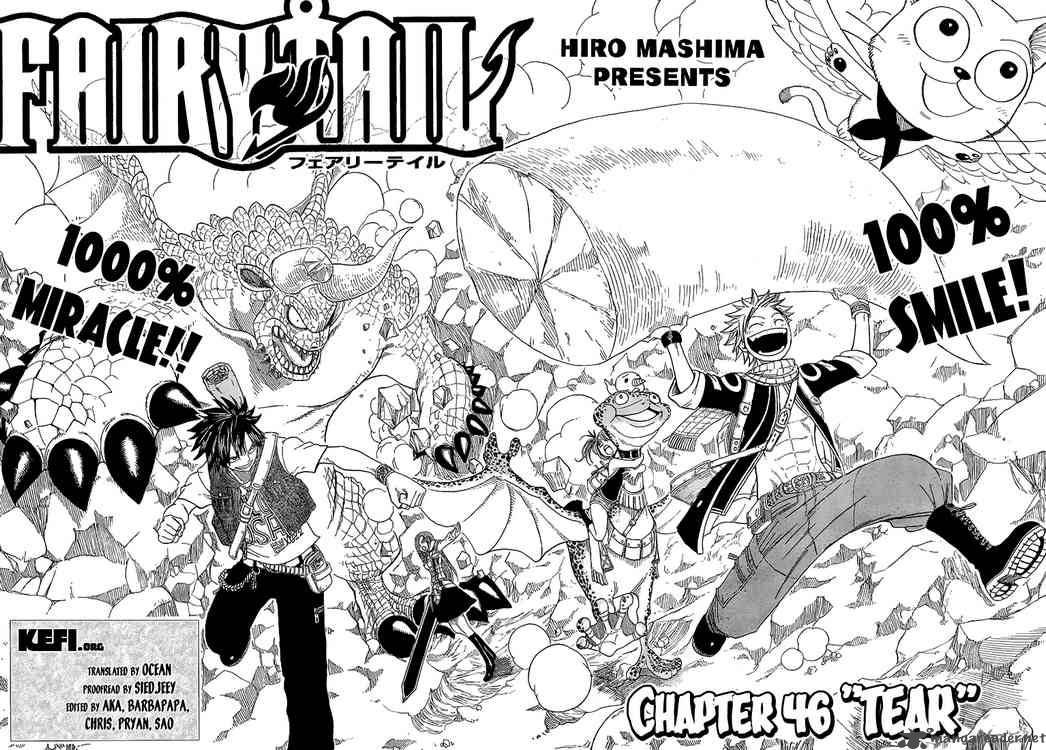 Fairy Tail Ch 46